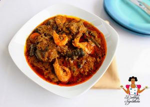 Abak Atama Soup recipe