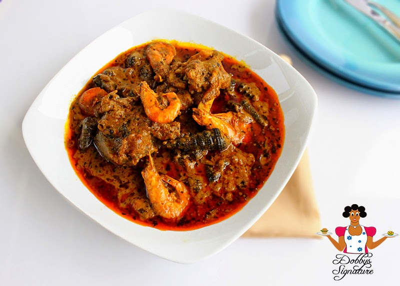 african soups