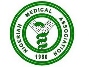 Nigerian Medical Association logo.
